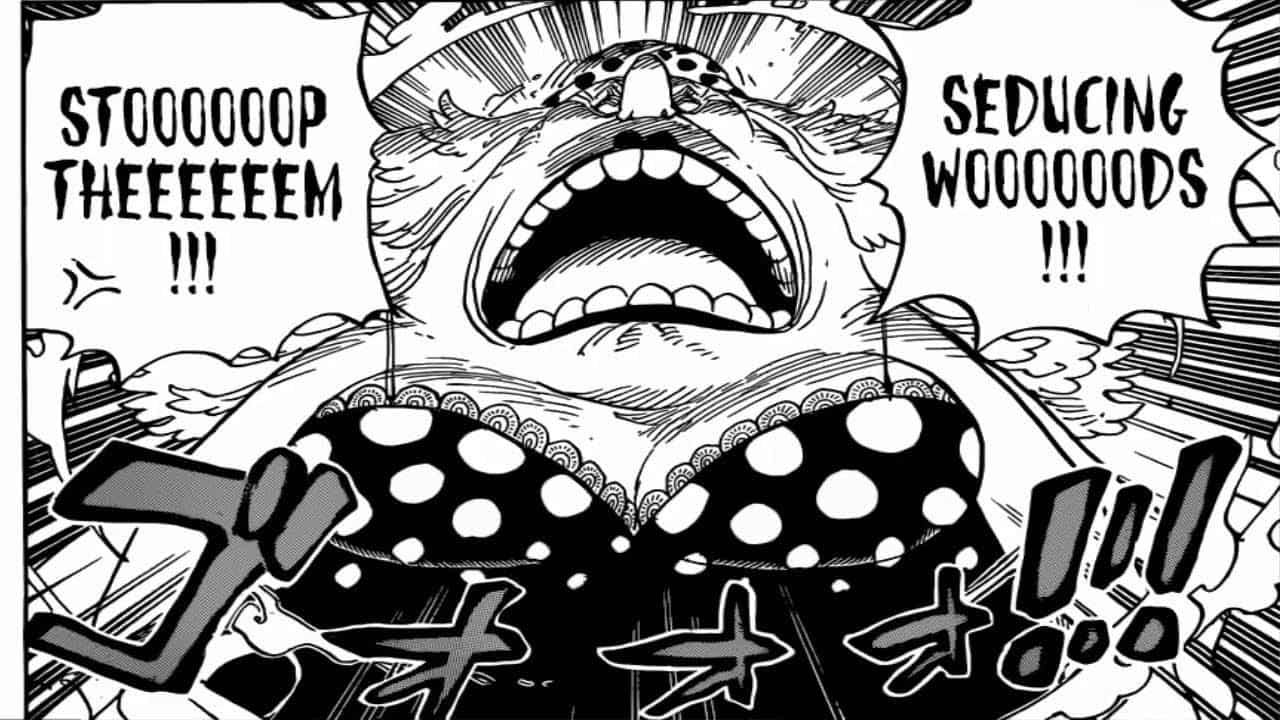 One Piece Chapter 875