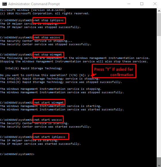 WMI Provider Host high cpu windows 10