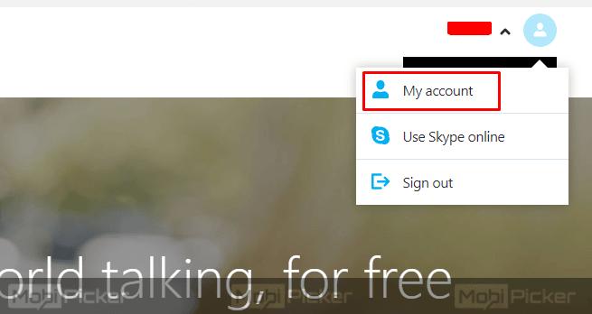 how to close skype