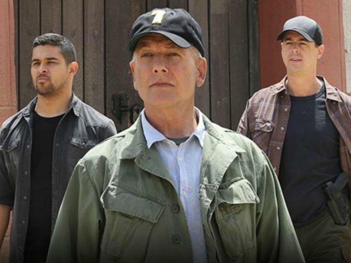 NCIS Season 15 Mark Harmon