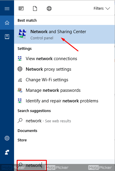 dns server not responding windows 10