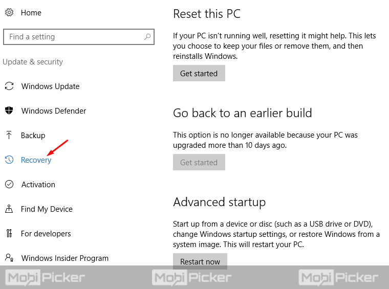 how to put in safe mode windows 10