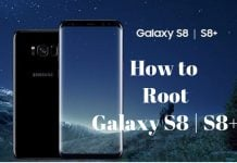 how to root galaxy s8