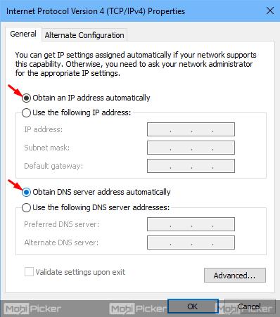 dns server not responding windows 8