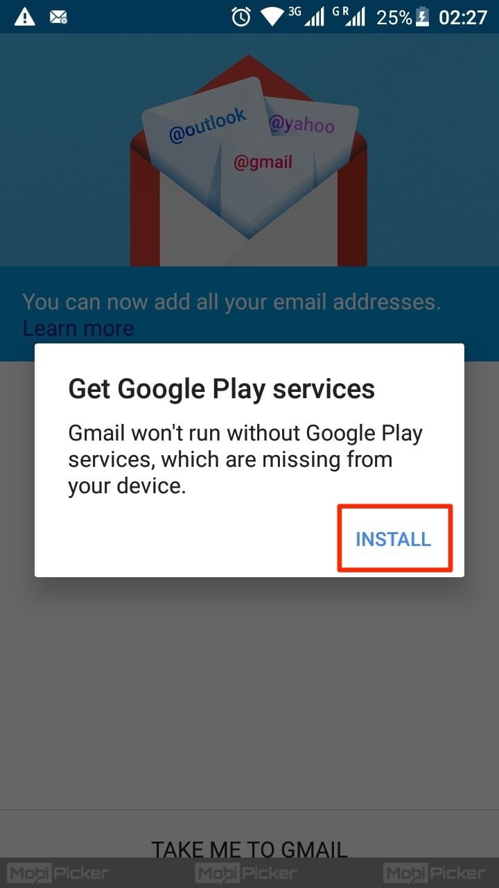 fix google play services has stopped