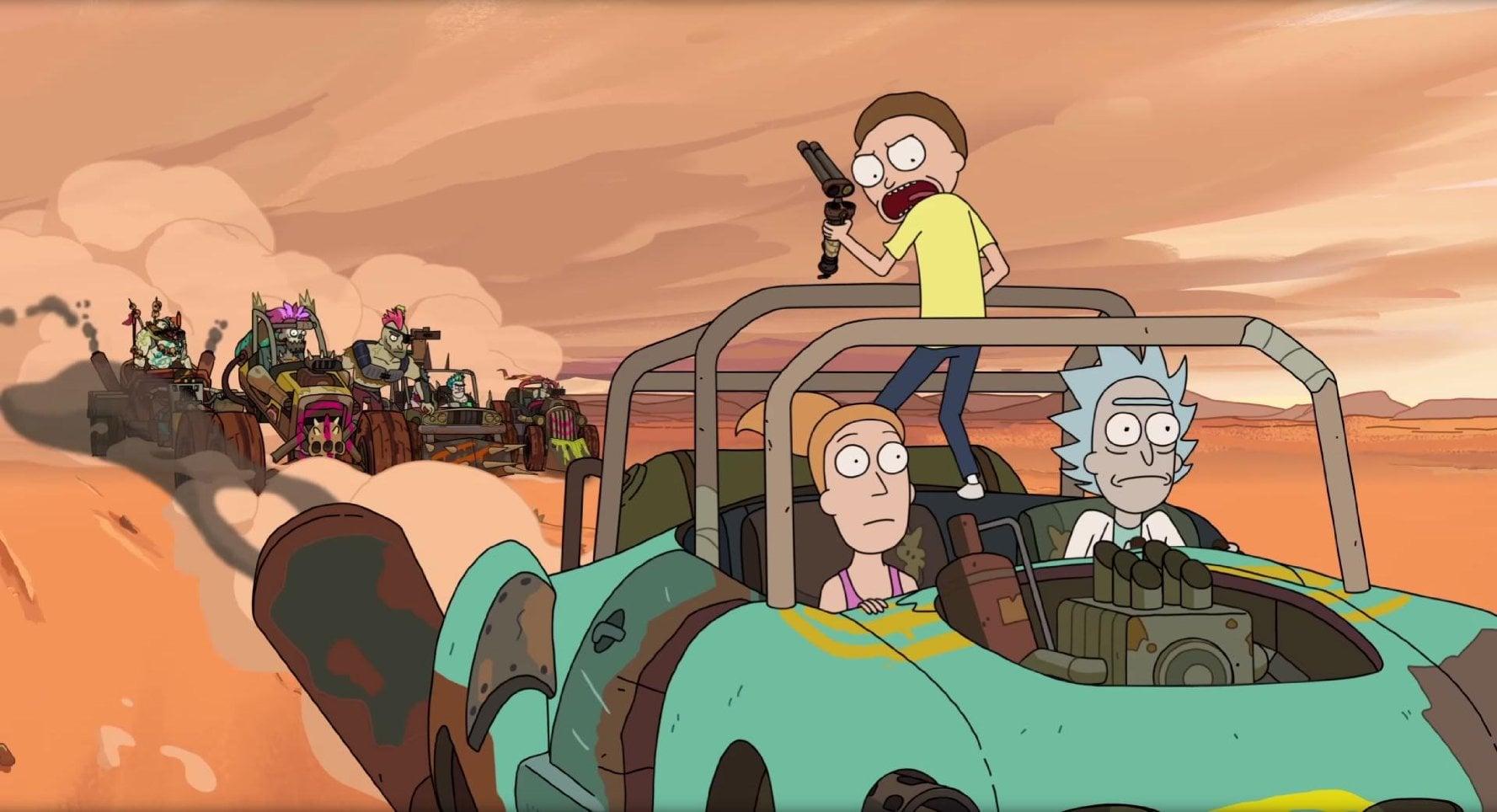 Rick And Morty Season 3 Episode 10