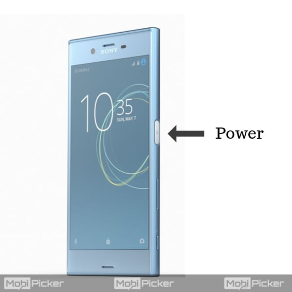how to take screenshot on sony xperia xz1 and xz1 compact