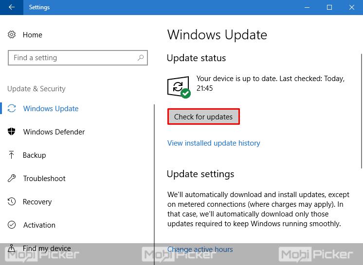 tiworker windows 10 fix