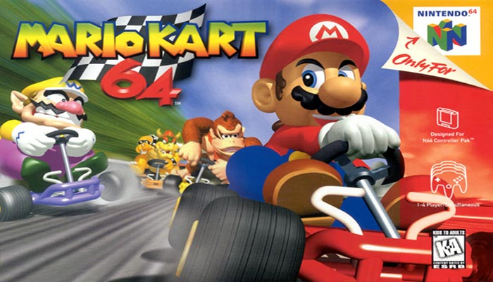 best n64 games of all time