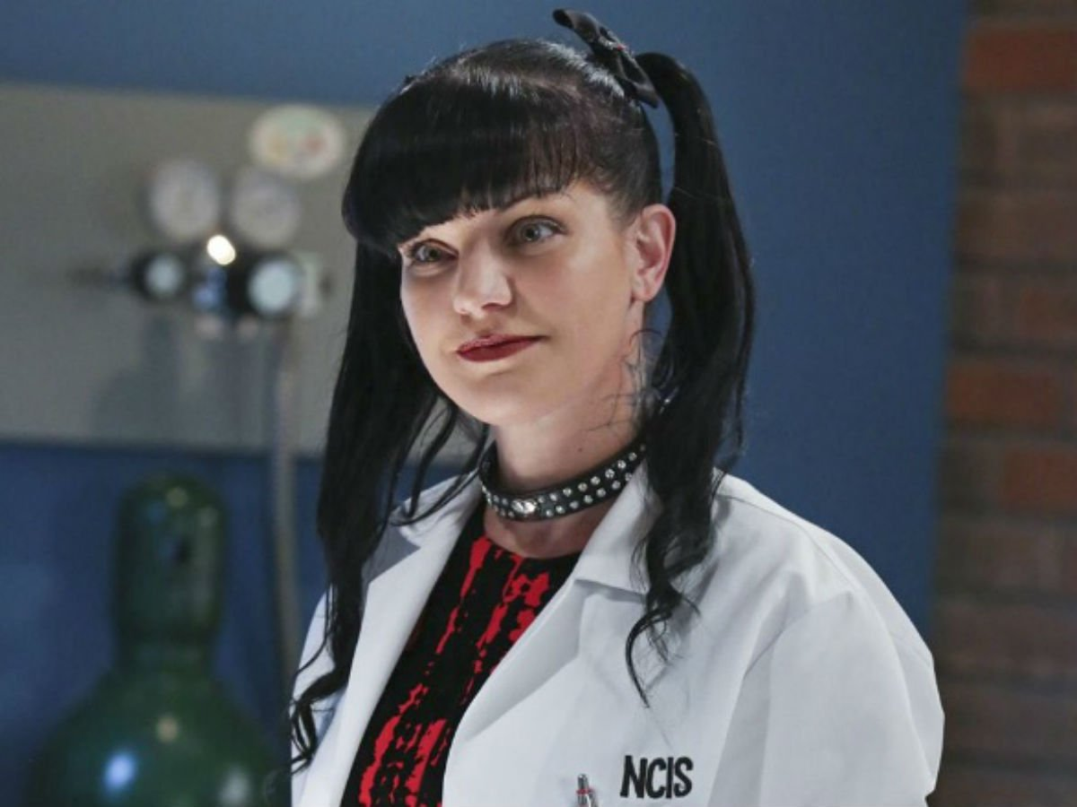 NCIS Season 16 - Pauley Perrette as Abby Sciuto