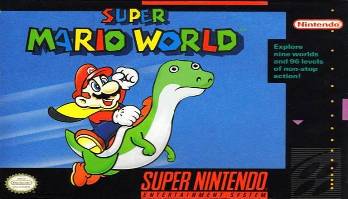 Top SNES games