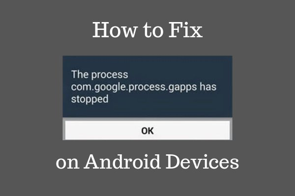 FIXED] Unfortunately the Process com google process gapps has