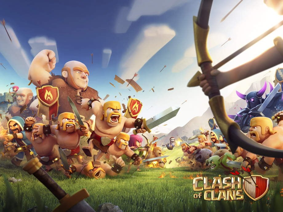 Clash of Clans 9 434 3 APK Download: CoC December 2017