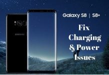 why my galaxy s8 won't turn on
