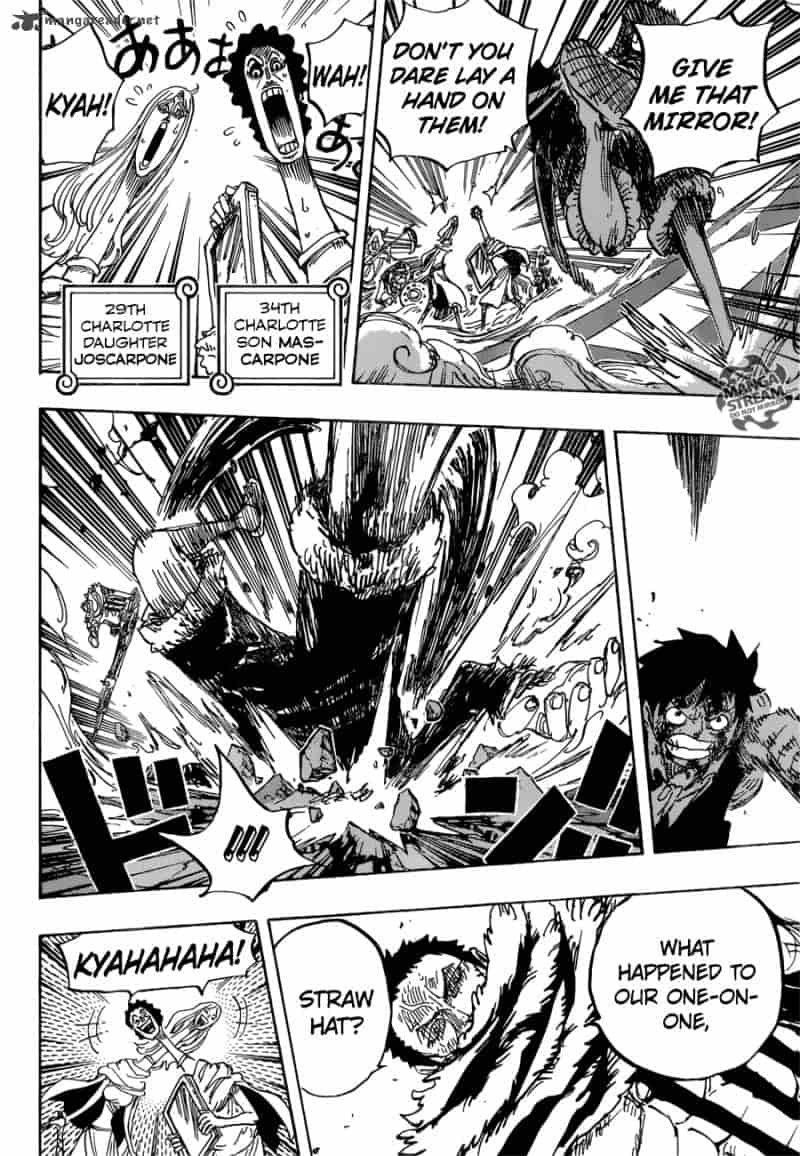 One Piece Chapter 881 spoilers release date