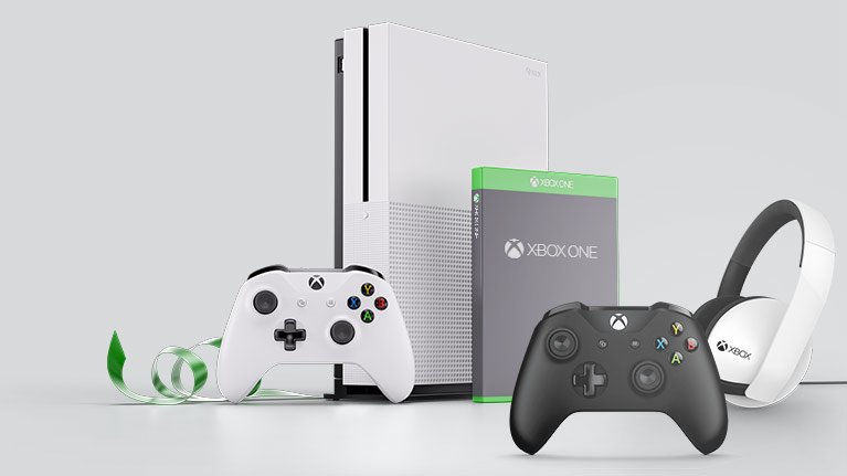 Xbox One S black friday deal