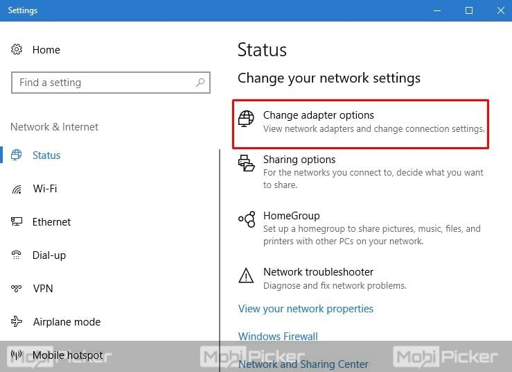 wifi doesn't have a valid ip configuration windows 10