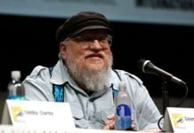 George RR Martin - Writer of 'The Winds of Winter'