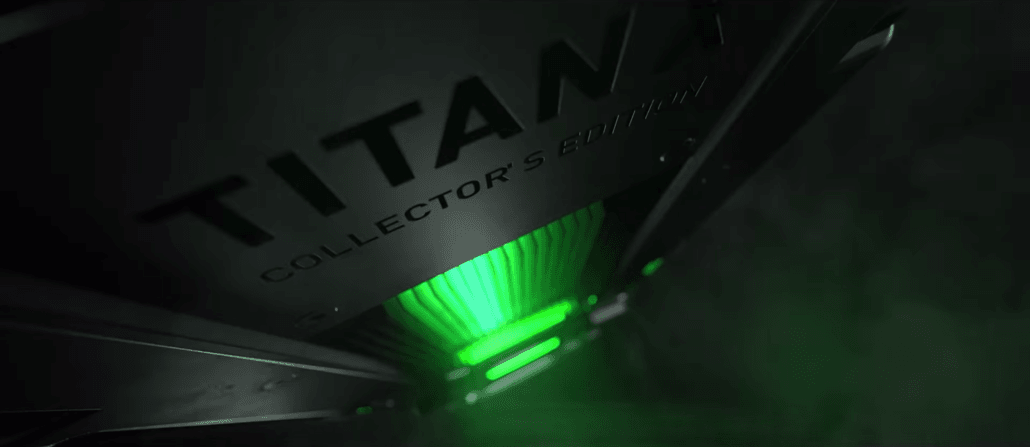 Nvidia TITAN X Collector's Edition Official Teaser Video Shows Yet Another Ultimate GPU